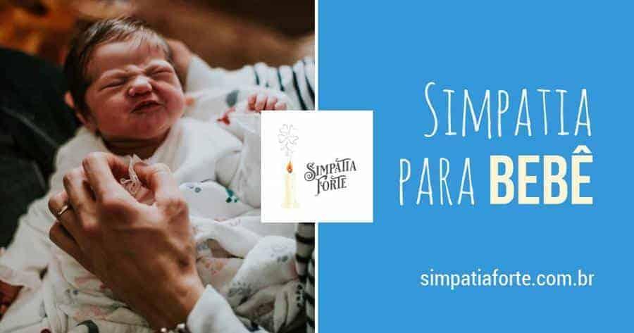 Bebê com colica que precisa ser acalmado para consegir dormir