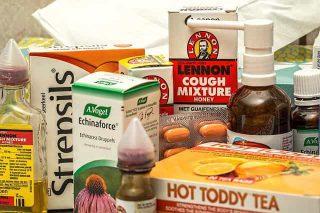 Remedios para problemas respiratórios